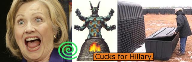 cucksforhillary